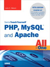 Sams Teach Yourself PHP, MySQL and Apache All in One (eBook)